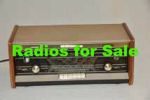 Radios for sale